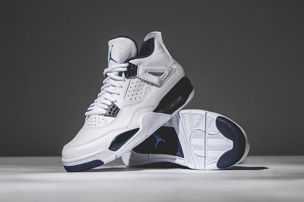 tom sisley - Air Jordan 4 Retro LS ��Columbia�� | The Sneaker Exit